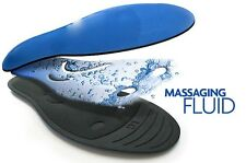 Revolutionary New Massaging Liquid gel Insoles that actually work 2yr guarantee