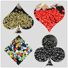 Free shipping~1000pcs 2mm Czech Glass Seed Spacer beads Jewelry Making 30 Color