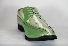 Stacy Adams Royalty Mint Green Men's Dress Shoes Size 7-14