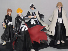 Large Bleach Japanese Anime Figures – RARE BOXED