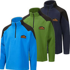 Bear Grylls Kids Originals Half-zip Microfleece Fleece Top 5 - 8 yrs CKA137
