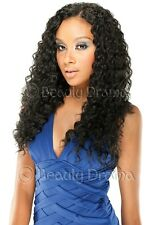 MODEL MODEL REMIST Indian Remy 100% Remy Human Hair Loose Deep Wet & Wavy