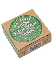 2 x Mr Zogs Sex Wax Quick Humps Surfboard Wax Block. Cool to Mid Warm Water