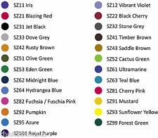 TSUKINEKO STAZON SOLVENT INK PAD - FOR EVERY SURFACE - choose colour
