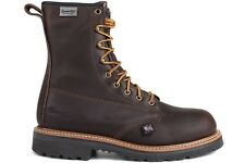 Thorogood American Heritage 8 inch Work Boot Plain Toe Men Boots 814-4288