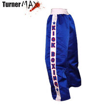 TurnerMAX Kick Boxing Training Pants Contact Pants Martial Arts Muay Thai New