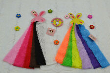"Huge Lots 12/24/48/96pc Newborn Girls Baby 1.4""Lace Headbands New with Tags"