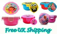 Kids School Picnic Lunch Box Baby Travel Snack Pot Food Storage Pots Extra Large