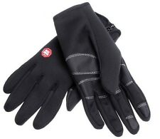 New Men's Motorcycle Car Motorcross Cycling Driving Race Bike Mittens Gloves BLK