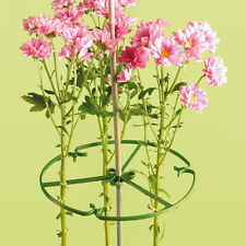 Various Qtys Yuzet 10 inch Plant / Flower Support Rings Garden Cane Support