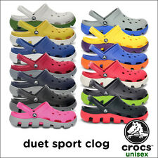 Crocs Duet Sport Clog - With a tough outer shell for lasting comfort - NEW !!