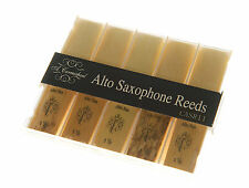 Carmichael Alto Saxophone Reeds - Box of 10 - Strengths 1.5, 2, 2.5 Available