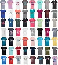 Aeropostale LOT OF 10 Mixed U-Pick Size XS,S,M,L,XL,2XL   Aero Logo T shirts tee