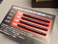 Tamiya Modeling Brush Pro Pointed Craft Tool Plastic Model Figure Paint NIP