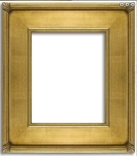 "3"" Gold Ornate Classic Picture Frame Wedding Gallery PLEIN AIR frames4art M2G"