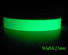 Luminous Tape Self-adhesive Glow In The Dark Stage Home Decoration 25mm Green