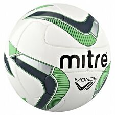 Mitre Monde Football Soccer Match Ball FIFA Inspected