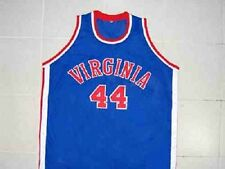 GEORGE GERVIN VIRGINIA SQUIRES JERSEY BLUE NEW ANY SIZE XS - 5XL