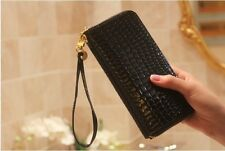 New Fashion Star Wallet  Woman  Zip Wallet For Apple iPhone5S 4S GALAXY S4