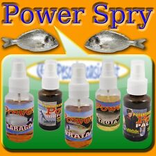 Power Spry - Additivo spray pastura esca per pesca esche pesce