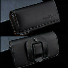 Genuine Cowhide Leather Case Holst Belt Clip Pouch For SAMSUNG Galaxy Cell Phone