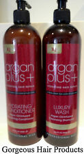Argan Plus + Shampoo or Conditioner Paraben and Sulphate Free