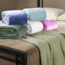 Plush Blankets Bedding For Good Nights Rest