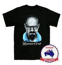 Master Chef Tshirt Breaking Bad Walter White