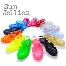 SUN JELLIES, Retro Jelly Sandals, Vintage Shoes, French Meduse, Womens Mens Kids