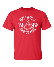 Griswold Family Christmas 1989 Vacation National Lampoon Movie Men's Tee Shirt
