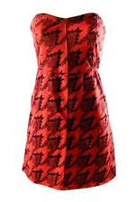 VOLCOM New Ladies Womens Strapless Tube Dress CHECKMATE Sizes 8 10 12