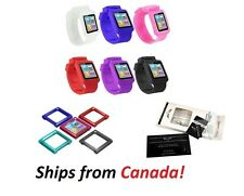 New iPod Nano 6G case bundle, 2 cases, screen protector, cloth