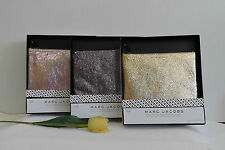 NEW - AUTHENTIC Marc Jacobs Neiman Marcus for Target Womens Metallic Zip Pouch.