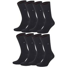TOMMY HILFIGER 4er Pack 371111-200 Black Business Sneaker Socken