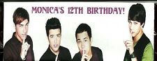 Big Time Rush Band - Candy Bar Wrappers - Customized for Your Party - $1.00 Each