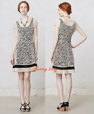 NEW Anthropologie Maitland Lace Dress By Weston Wear sz L 5 Star Rev Made in USA