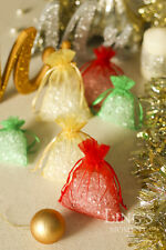 """5""""x7"""" Organza Wedding Party Favor Decor Gift Candy Pouch Bags 50/100/200/300/500"""