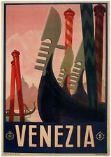 VENICE Italy - Vintage Italian Travel Poster 1928 - ENIT - SG2371 -