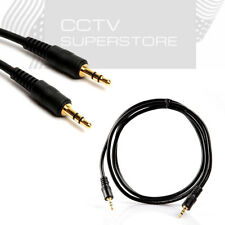3.5mm Male to Male Jack Stereo Audio Cable Extension 3ft 12ft 25ft 50ft 100ft