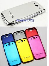 New Chrome Plating Mirror Battery Back Cover Housing For Samsung Galaxy S3 i9300