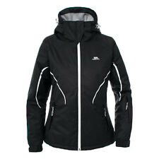 TRESPASS SISSY SKI SNOWBOARD WINTER JACKET- LADIES BLACK COAT BRAND NEW BARGAIN