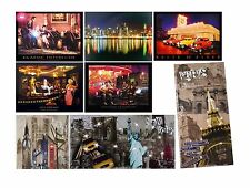 LED Bilder Beleuchtet Bild Schild Wandbild Neon Eiffelturm New York Paris London