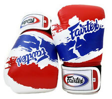 Fairtex BGV1 Thai Pride Limiited Ed Muay Thai Training Boxing Glove +Handwraps