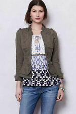 ANTHROPOLOGIE Cropped Field Jacket By Elevenses Various Colors and Sizes NWT