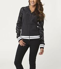 Metal Mulisha Night Rider Fleece / Hoodie Black Womens Girls Ladies Clothing