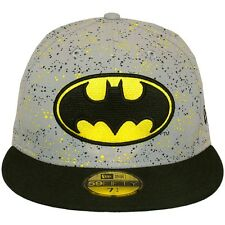 New Era x DC Comics - Casquette Snapback Homme 59Fifty Speckle Hero - Batman