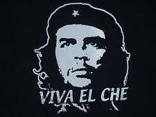 Che Guevara Monochrome Adult T-Shirt - Mens Womens or Junior Sizes Black or Pink