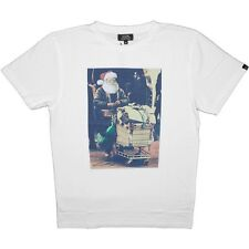 Olow - T-shirt Homme Merry Christmas - Blanc