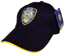 NYPD Hat Cap NYPD Blue DVD Season Badge Patch Shirt Book Sticker Police Uniform