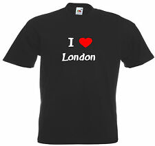 I Love Heart London T-Shirt